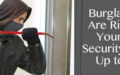 Burglary Rates Are Rising: Are Your Home Security Systems in Celebration Up to Date?