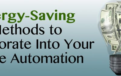 Energy-Saving Methods to Incorporate Into Your Home Automation in Lake Nona