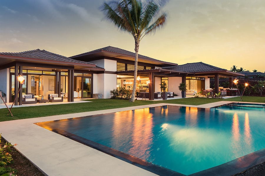 vacation home in Florida